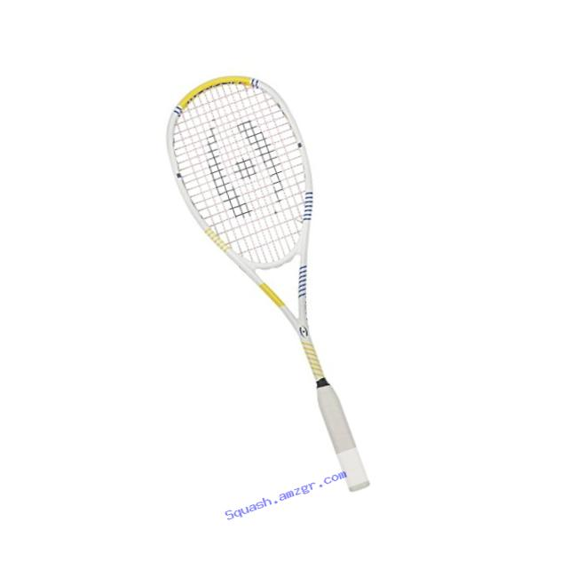 Harrow 66040106 2016 Vapor Squash Racquet, White/Royal/Yellow